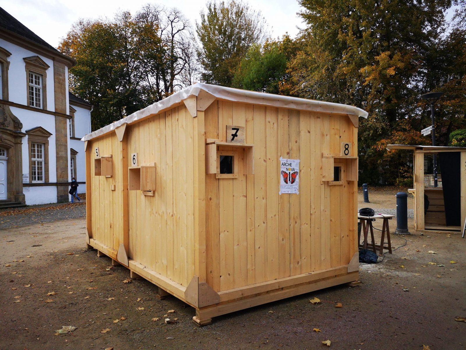 Arche Nova- Containerprojekt-Paderborn